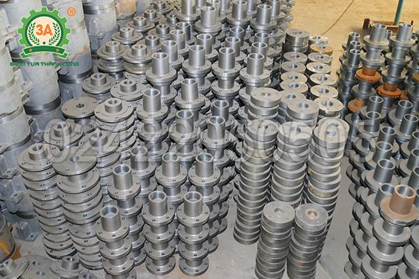 Xưởng sản xuất máy ép cám viên 3A (11)