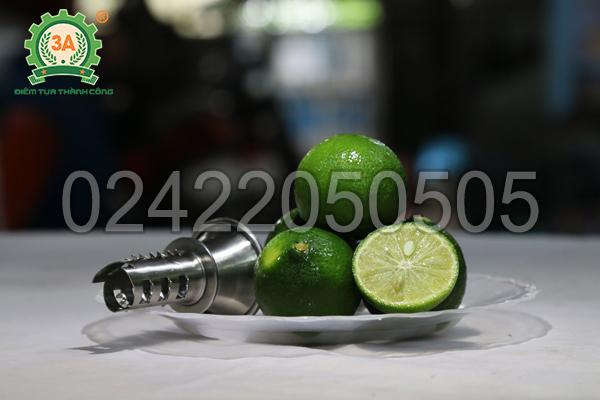 Dụng cụ vắt chanh 3A giúp bạn chiết xuất nước chanh hiệu quả