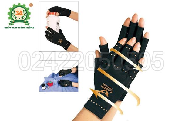 Hình ảnh găng tay bảo vệ sức khỏe 3A