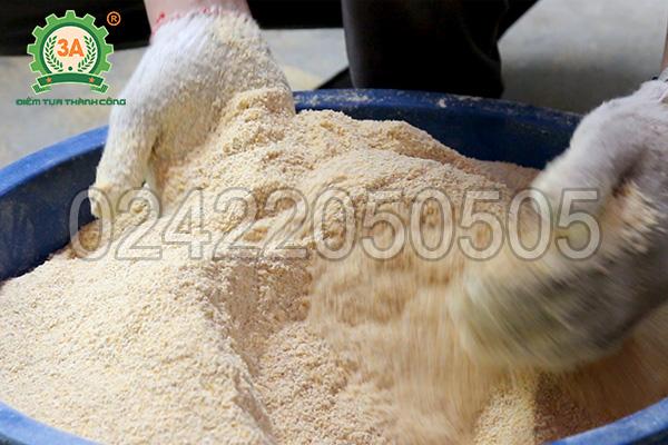 Sản phẩm của máy nghiền trộn thức ăn chăn nuôi 3A