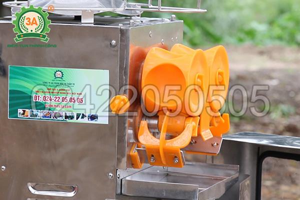 Máy vắt nước cam 3A sử dụng chất liệu cao cấp