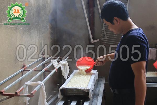 Dây chuyền sản xuất đậu phụ 3A tiết kiệm chi phí sản xuất hiệu quả