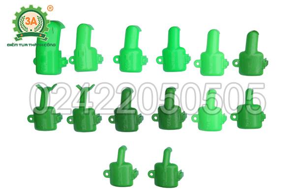 Bộ muỗng gieo hạt của dụng cụ gieo hạt 3A (02)