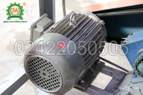Động cơ 3Kw của máy cắt cá đông lạnh 3A3Kw