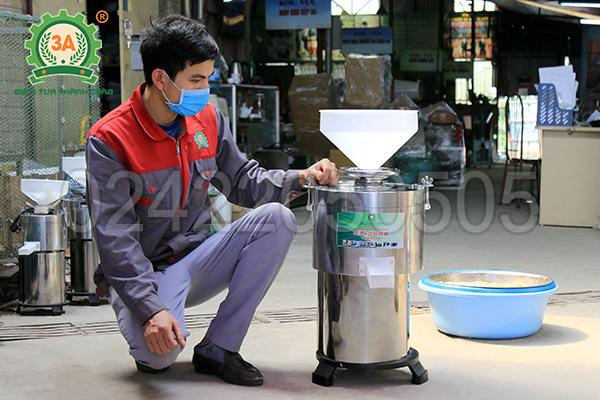 Máy  làm sữa đậu nành 3A2,2Kw (05)