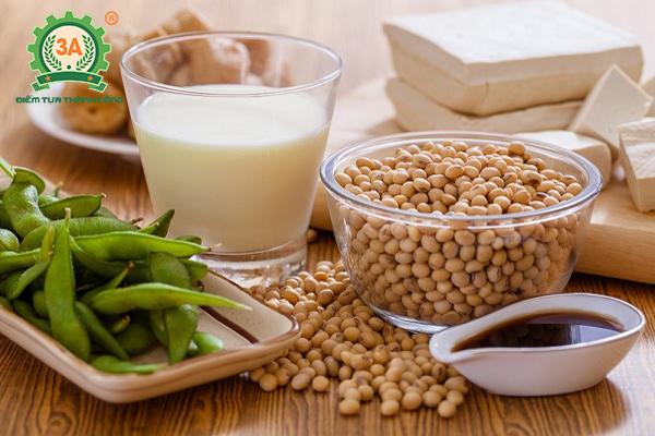 Máy làm sữa đậu nành 3A2,2Kw giúp chế biến nhiều món ngon