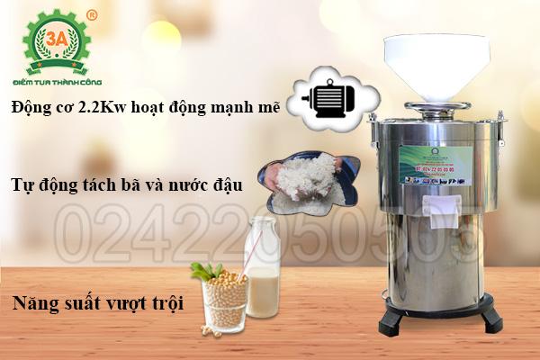 Máy  làm sữa đậu nành 3A2,2Kw (14)