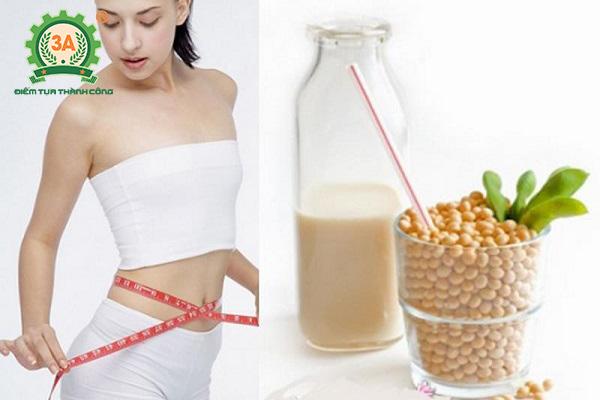 Uống sữa đậu nành vào lúc nào là tốt nhất để giảm cân
