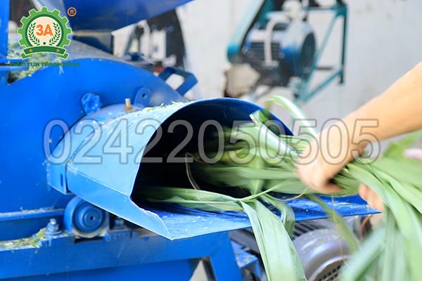 Máy băm cỏ, nghiền ngũ cốc 3A4Kw -Tính năng băm cỏ
