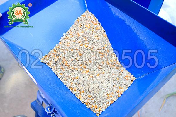 Máy băm cỏ, nghiền ngũ cốc 3A4Kw - Tính năng nghiền ngũ cốc
