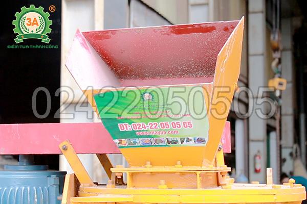 Máy nghiền đá thành cát 3A37Kw rất dễ làm vệ sinh