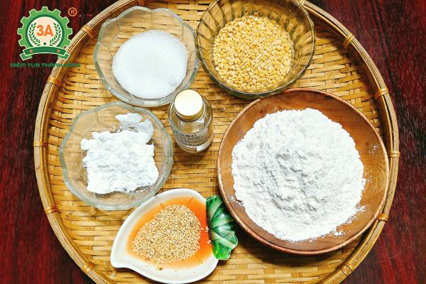 Cách làm bánh trung thu tại nhà (02)