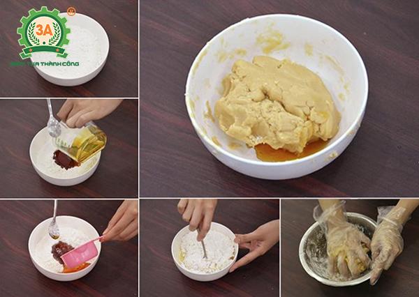 Cách làm bánh trung thu tại nhà (06)