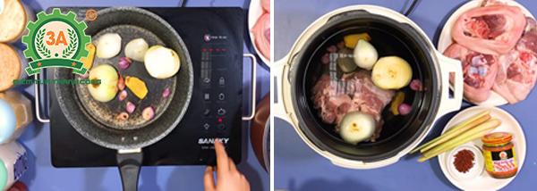 Hướng dẫn nấu bún bò Huế (08)