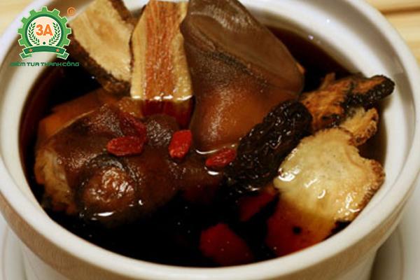 Cách nấu thịt dê ngon (06)