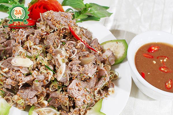 Cách nấu thịt dê ngon (10)
