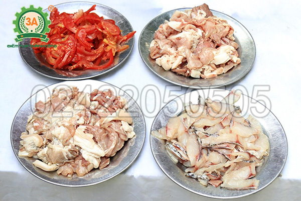 Máy thái thịt tự động 3A850W thái được đa dạng các nguyên liệu
