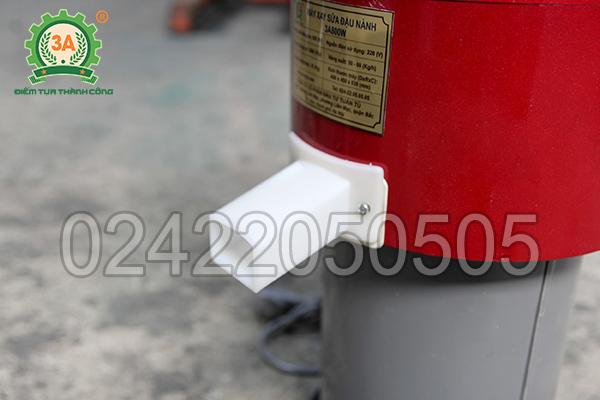 Máy xay đậu nành công nghiệp 3A800W (12)
