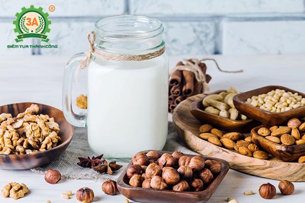 Sữa hạt là thức uống giàu dinh dưỡng