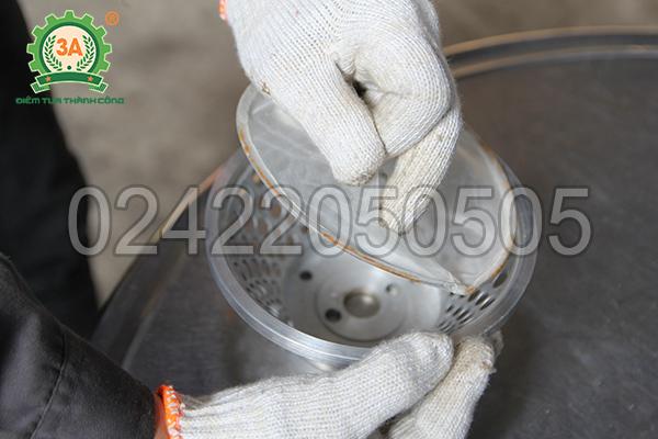 Lưới lọc của Máy xay đậu nành tách bã 3A370W