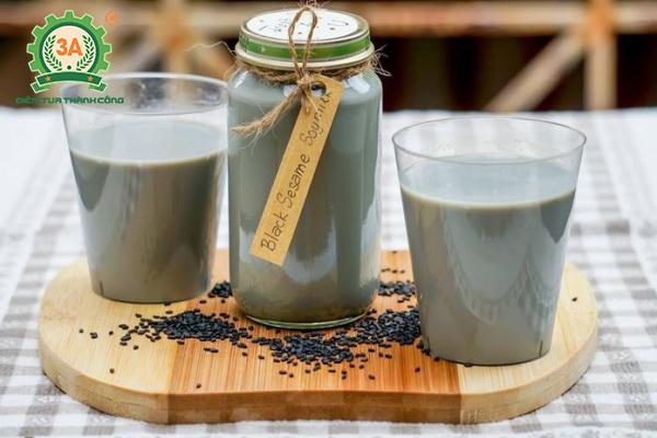 cách nấu sữa đậu nành để bán (07)