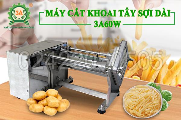 Máy cắt khoai tây sợi dài 3A60W (06)