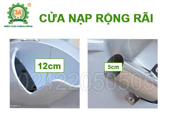 Máy cắt rau củ công nghiệp 3A1,5Kw (11)