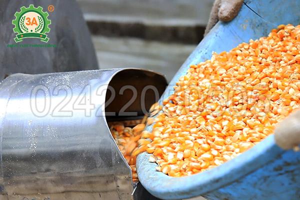 Máy băm chuối, nghiền ngô 3A1,5Kw (14)
