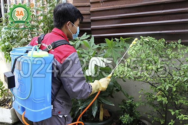 Máy phun thuốc trừ sâu 3A  (07)
