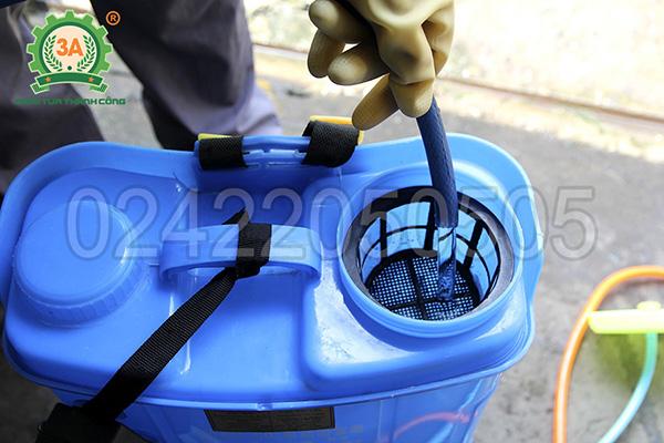 Máy phun thuốc trừ sâu 3A  (09)