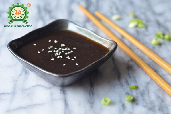 Cách làm nước sốt bò bít tết: Nước sốt Teriyaki sauce