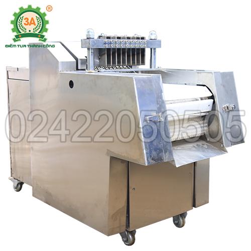 Máy thái thịt công nghiệp 3A4Kw (01)