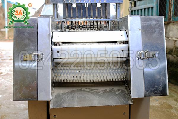 Máy thái thịt công nghiệp 3A4Kw (06)