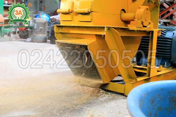 Máy băm gỗ, xơ dừa tươi 3A15Kw (14)