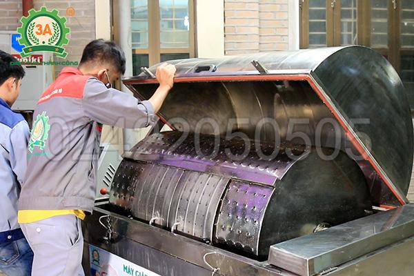 Máy giặt công nghiệp 3A1,5Kw (12)