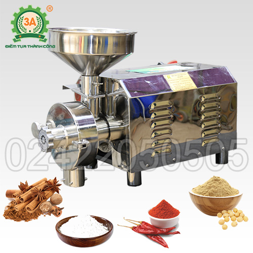 Máy xay bột ngũ cốc siêu mịn 3A2,2Kw (00)