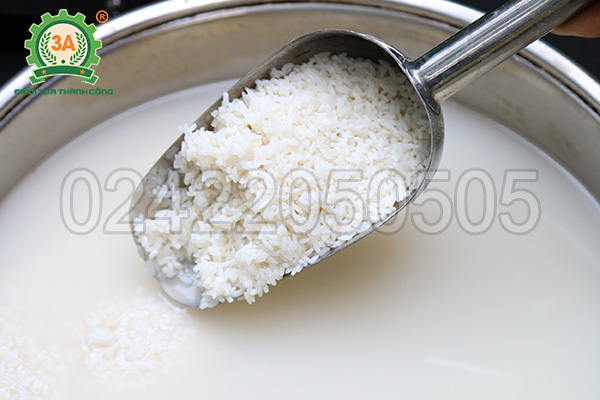 Máy xay bột ngũ cốc siêu mịn 3A2,2Kw (05)