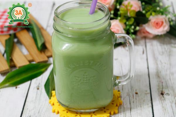 Cách làm sữa đậu xanh nước cốt dừa