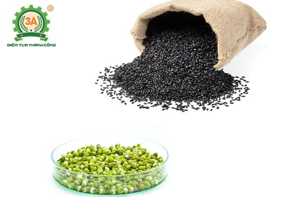 Cách làm sữa đậu xanh mè đen (01)