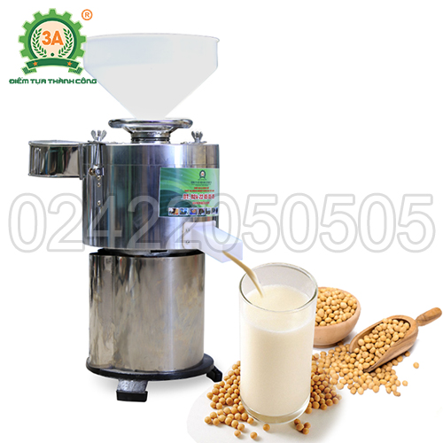 Máy làm sữa đậu nành công nghiệp 3A1,5Kw (01)