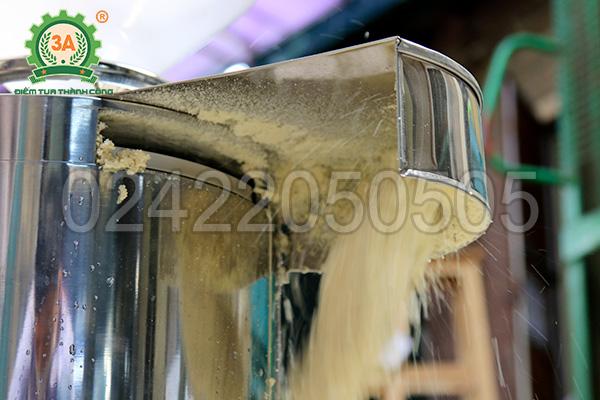 Máy làm sữa đậu nành công nghiệp 3A1,5Kw (09)