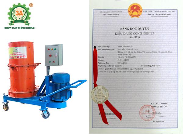 Chế tạo máy nông nghiệp: Máy băm xơ dừa 3A11Kw