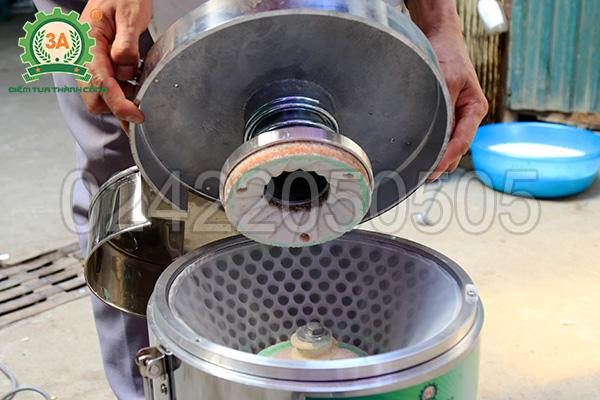 Máy làm sữa đậu nành công nghiệp 3A1,5Kw (11)