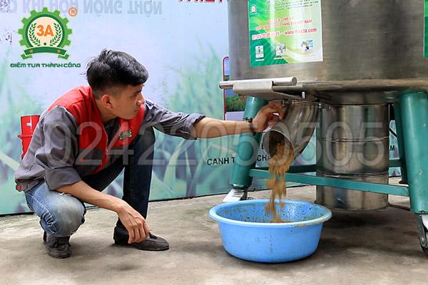 Máy trộn bột đa năng 3A3,5Kw (08)