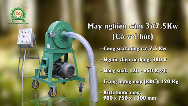 Bàn giao dây chuyền máy ép cám viên 3A tại Mường Toong (03)