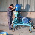 Bàn giao dây chuyền máy ép cám viên 3A cho hợp tác xã nông nghiệp Mường Toong