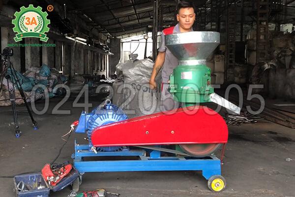 máy sản xuất than hoạt tính