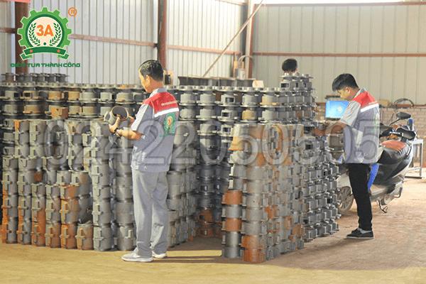 dây chuyền sản xuất than hoạt tính