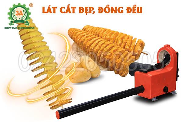Máy cắt khoai tây lốc xoáy 3A (10)