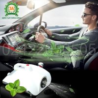 Máy khử mùi diệt khuẩn ô tô 3A1500W (02)